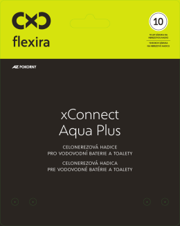 xConnect Aqua Plus