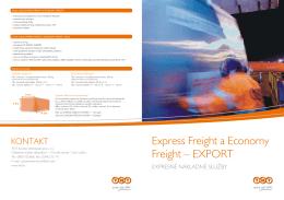 Freight cennik – finish