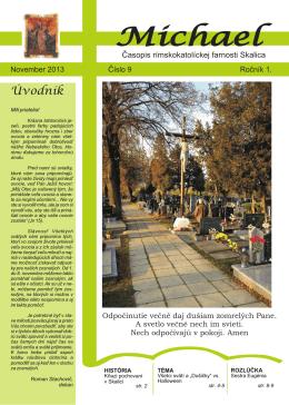 novembrové - Skalica