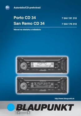 Porto CD 34 San Remo CD 34