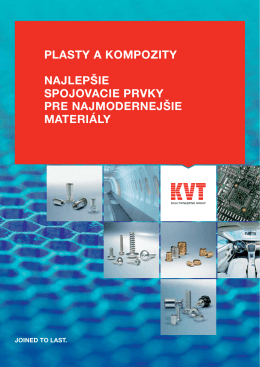 Plasty a Kompozity | KVT