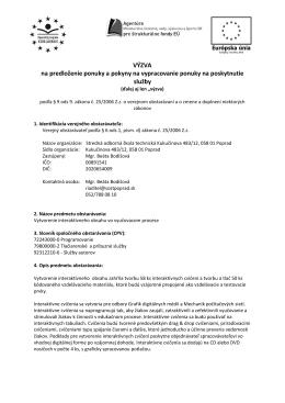 Náhľad - Stredná odborná škola technická