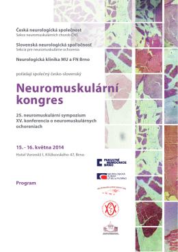 VII. Neuromuskulárny kongres