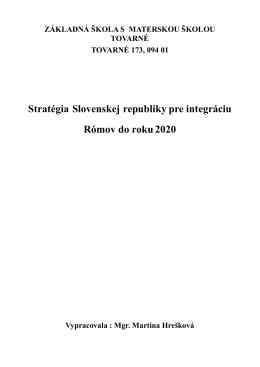 Strategia_SR_pre_integraciu_Romov_do_roku_2020.pd