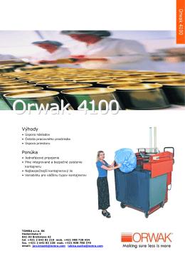 Orwak 4100