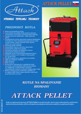 Attack PELLET - kotle na peletky (.pdf)