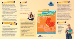 Informácie pre uchádzačov zo Slovenska - CEEPUS