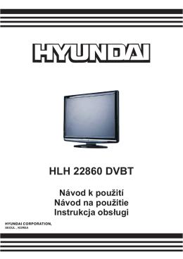 HLH 22860 DVBT