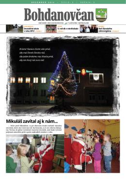Bohdanovčan - December 2012