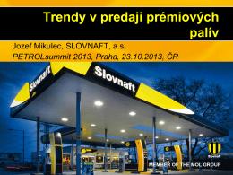 1. dia - Petrol.cz