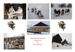 Príjemné prežitie vianočných sviatkov a Šťastný rok
