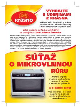 2 letak soutěž TROUBA SK.indd