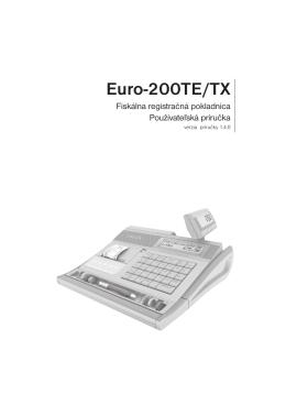 Euro-200TE/TX