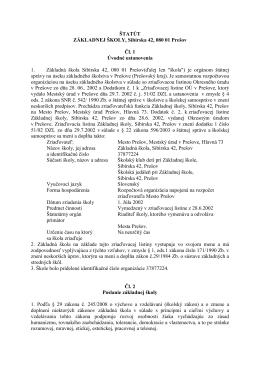 (PDF, 35.45KB) - Základná škola Sibírska | Prešov