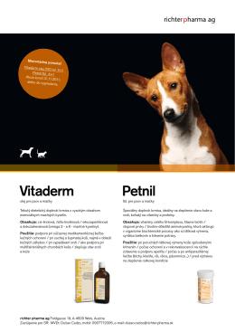 olej pre psov a mačky Tekutý dietetický doplnok krmiva s