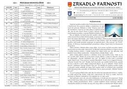 ZF január 2014 - Rímskokatolícka farnosť Košice