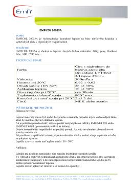 EMFICOL 30053A