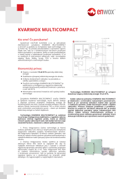 KVARWOX MULTICOMPACT