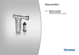 Plynový filter
