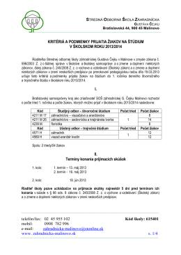 615401 mobil - Stredná škola záhradnícka