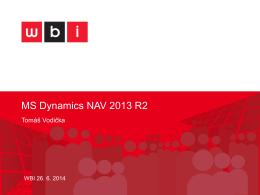 1 MS Dynamics NAV 2013 R2