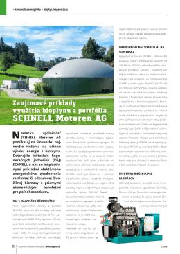 SCHNELL Motoren AG