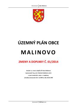 Malinovo ZaD 1 2014 Textova cast