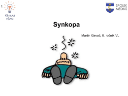 Synkopa