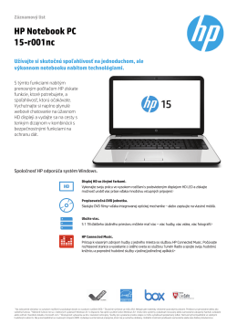 HP Notebook PC 15
