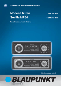 Modena MP54 Sevilla MP54