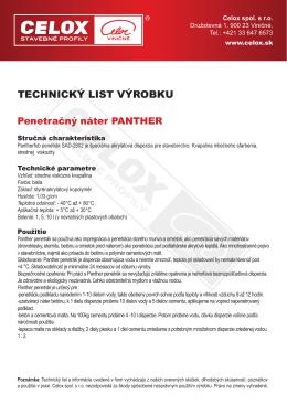 Otvoriť technický list produktu v novom okne (PDF)