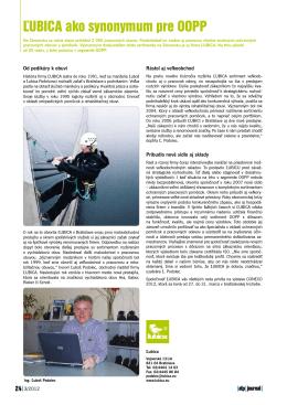 ATP Journal 3/2012
