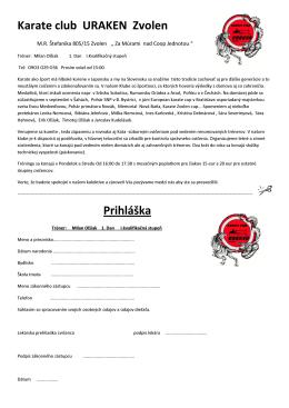 vo formáte PDF - karatezvolen.sk
