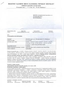 Územnoplánovacia informácia PDF
