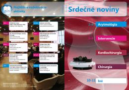 1_Srdecne noviny 2014 svk
