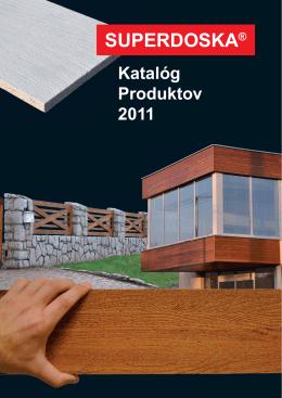 SUPERDOSKA® - Úvod Profi stavebniny