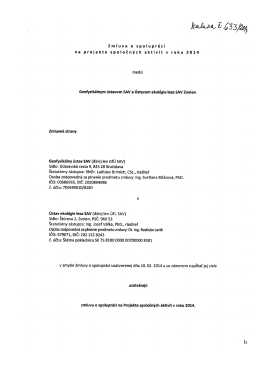 633/2014 - Geofyzikálny ústav SAV