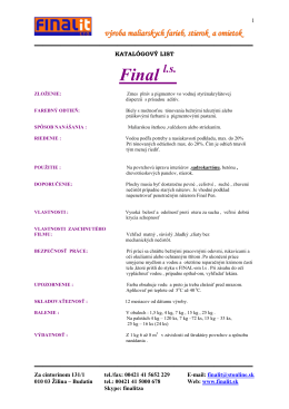 Final LS