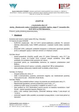 ORAVA_II_Zapis KD č 41