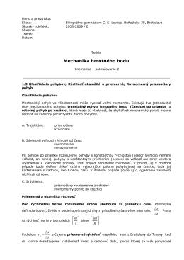 T03_Teoria_IIMHB_02Kinematika.doc
