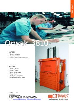Orwak 3810