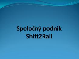 Aktivity SHIFT2RAIL