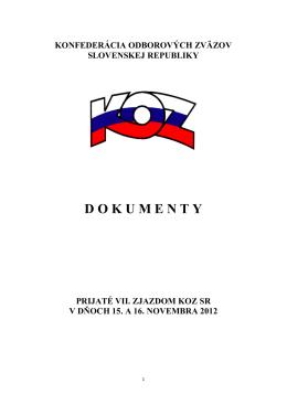 Bod 3 - Odborový zväz polície v Slovenskej republike