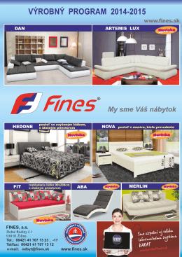 FINES katalog 2014
