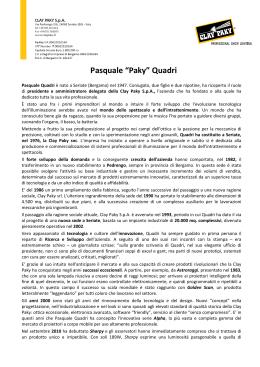 """Pasquale """"Paky"""" Quadri"""