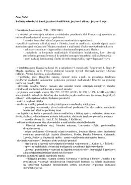 Peter Soltész szinopszisa