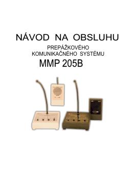 NO-MMP 205B