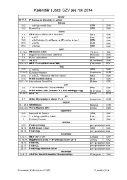 Kalendár-súťaží-SZV-pre-rok