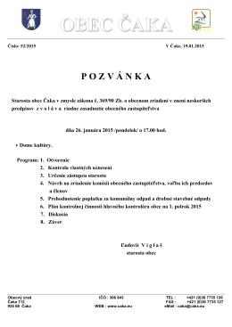Riadne zasadnutie OZ 26.1.2015.pdf35.83 KB
