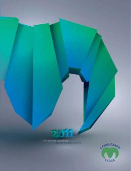 Výročná správa za rok 2011 - Považská cementáreň, as, Ladce